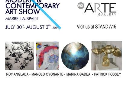 Es Arte Gallery at ART MARBELLA 2019