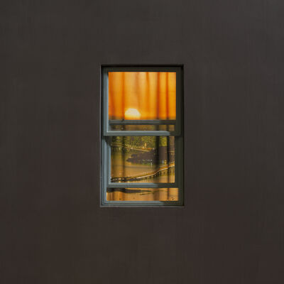 Chen Wei, 'Sunset / 落日', 2017