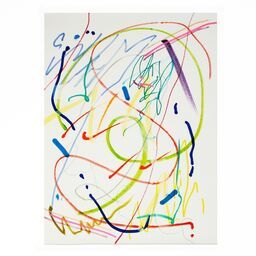 Parasol unit foundation for contemporary art