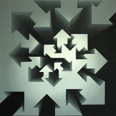 Lakshmi Mohanbabu, 'Fibonacci Nautilus - Convex', 2017