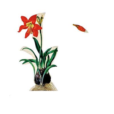 Dieter Hiesserer, 'et les...fleurs', 1996