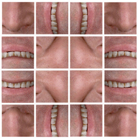 Florence Weisz, 'Bushart Jr: Face-Based Initiative No. 8', 2005
