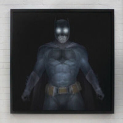 Nick Veasey, 'Batman vs Superman in Colour', 2021