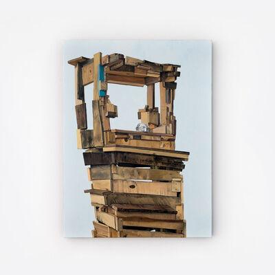 Olivier Moisan-Dufour, 'Boite à image #1', 2020