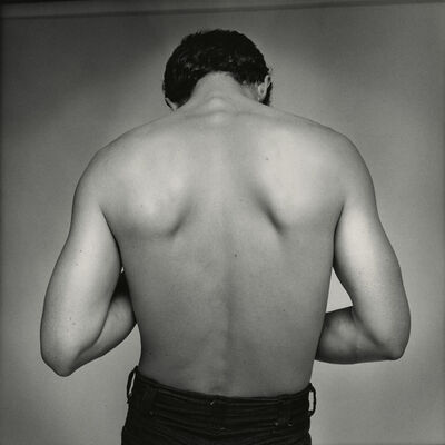 Peter Hujar, 'Andrew's Back', 1973