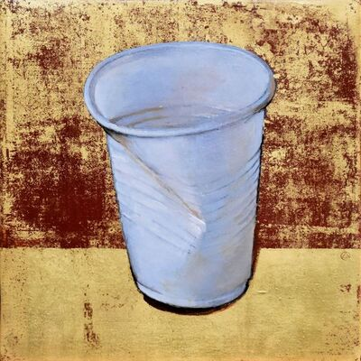 Cynthia Poole, 'Water Cooler Cup'