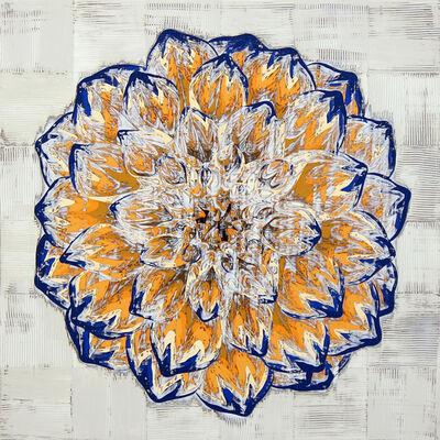 Rusty Wolfe, 'Flower XIV', 2018