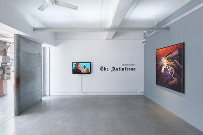 The Antinferno-Martin Eder Solo Exhibition