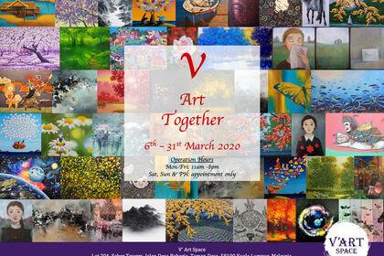 V Art Together