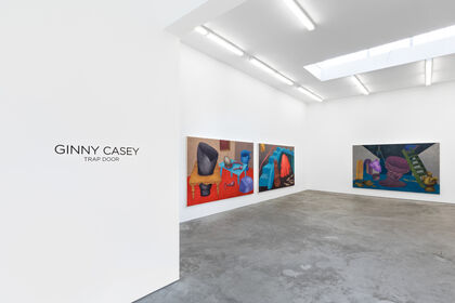 Ginny Casey | Trap Door