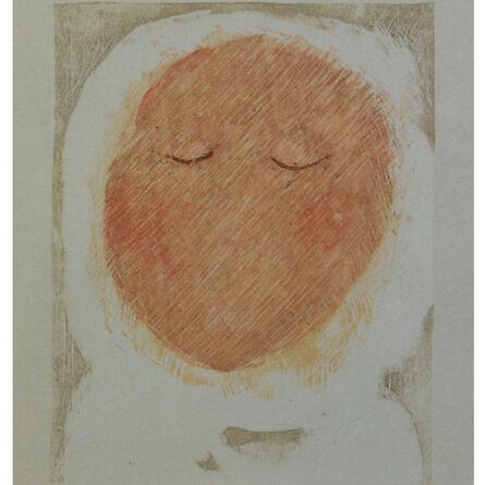 Megumi Mizutani, 'Sleeping Baby', 2012
