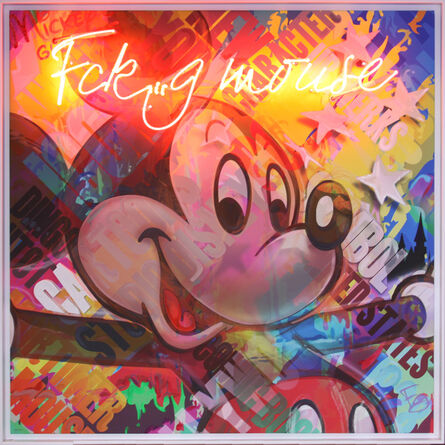 F&G, 'FCKG Mouse', 2017