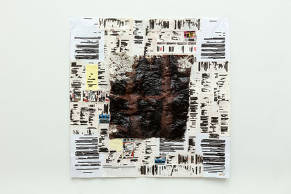 Xxavier Edward Carter: Circulate: 7 Works on Paper