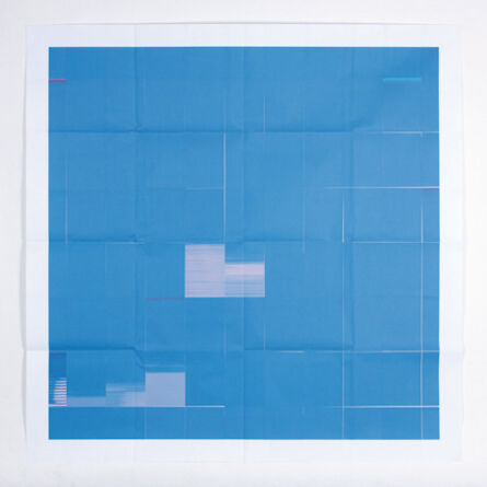 Juan Carlos Bracho, 'Impresion Anomala', 2013
