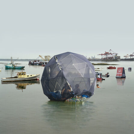 Mary Mattingly, 'Microsphere', 2012