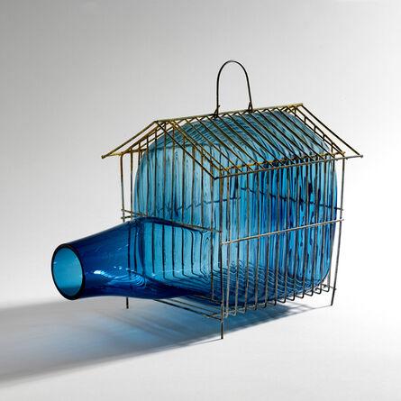 Gala Fernández Montero, 'Blue small house', 2013