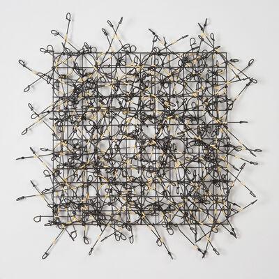 John Garrett, 'Circle Grid No. 3', 2015