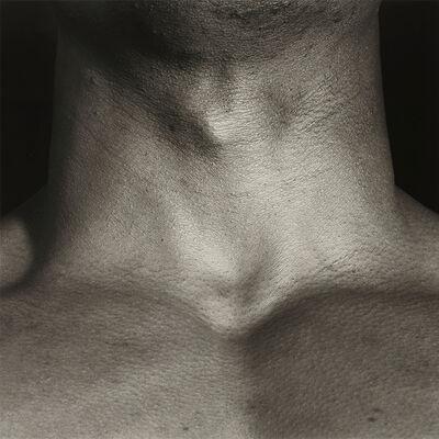Robert Mapplethorpe, 'Neck/Livingston', 1988