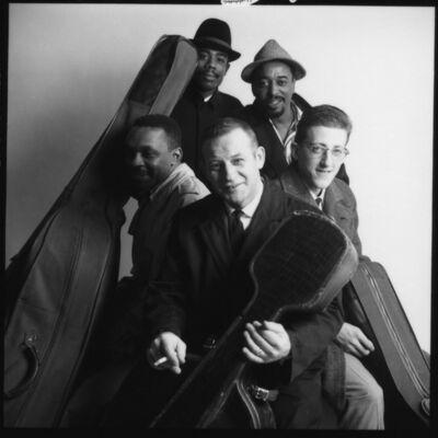 Bert Stern, 'Chico Hamilton Quintet', 1958