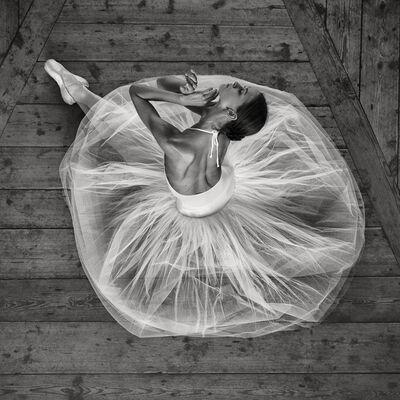 Max Modén, 'Ballerina at Svartsjöslott', ca. 2019