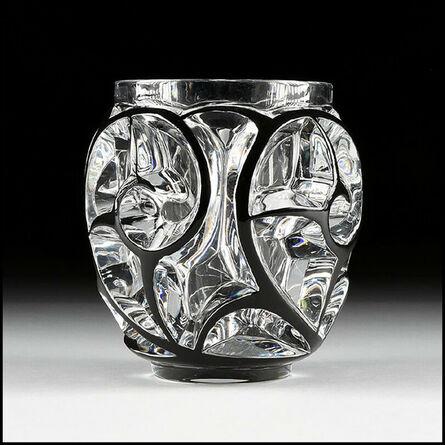Lalique, 'Tourbillons Lalique Crystal Vase ', 1978