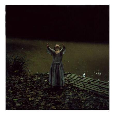 Cristina Fontsare, 'By the Pond - Contemporary, Polaroid, Photograph, Figurative, Woman, 21st Century', 2014