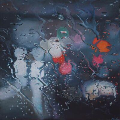 Steen Larsen, 'Back on the rain gang', 2021