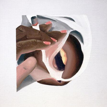 Tom Wesselmann, 'Study for smoker', 1976