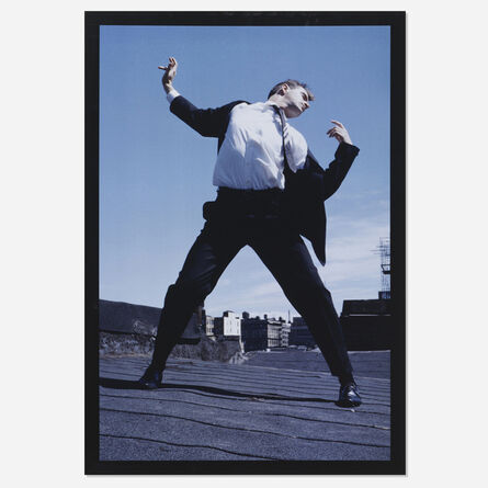 Robert Longo, 'Untitled (Eric) from Men in the Cities'