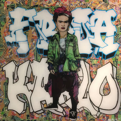 The Producer BDB, 'Frida', 2016