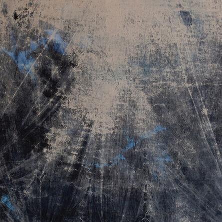 Cole Sternberg, 'the spotlights, while dizzying, garner attention en masse from afar', 2017