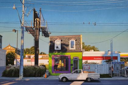 Sean Yelland: Chasing Rainbows