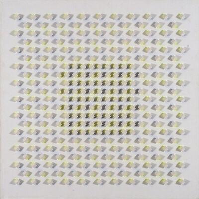 Luis Tomasello, ' Atmosphere Chromoplastique nº 705 ', 1991