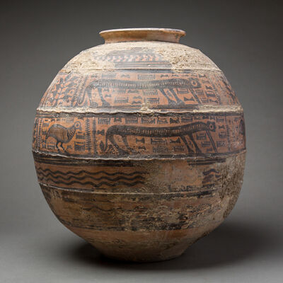 Unknown Asian, 'Indus Valley Terracotta Vessel', 3000 BC to 2000 BC