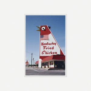 John Margolies, 'Kentucky Fried Chicken, Marietta, Georgia', 1992
