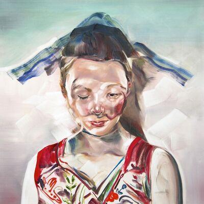 Marefumi Komura, 'Behind The Mask', 2013
