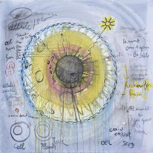 Fabrice Hyber, 'Cellule/planète', 2020
