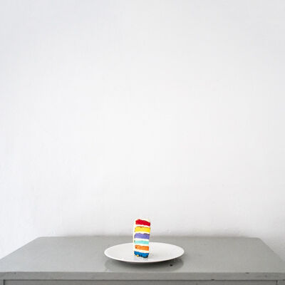 Cig Harvey, 'Slice of Cake, Rockport, Maine', 2014