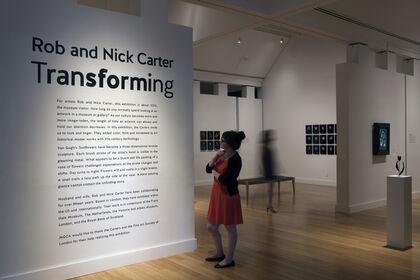 Rob and Nick Carter: Transforming