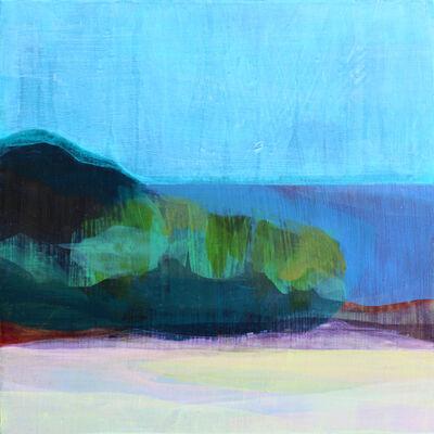 Katherine Sandoz, '(Bermuda Studies) Mangrove', 2017
