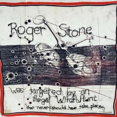 Tiny Pricks Project, 'I Spy Stoned Cold Roger Rolling Stone by Diana Weymar', 2020