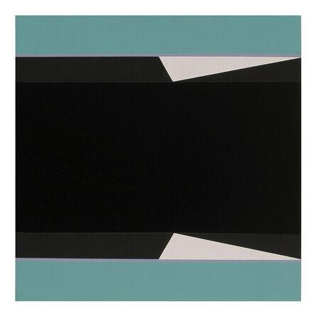Don Voisine, 'Keyhole', 2011