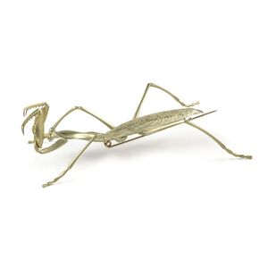Gabriella Kiss, 'Praying Mantis Brooch', 2018
