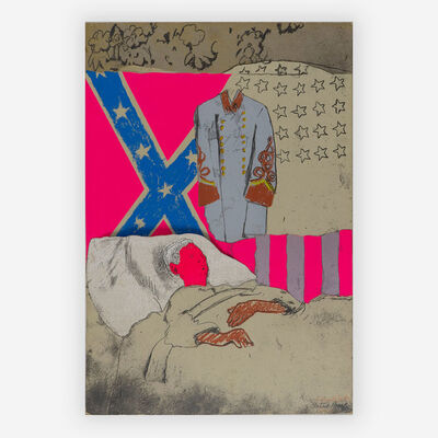Larry Rivers, 'Last Confederate Soldier', 1970