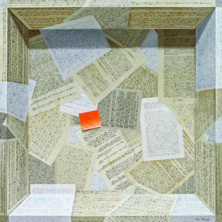 Onay Rosquet, 'La nota discordante / The Discordant Note', 2016