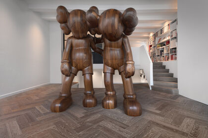 Opening of Reflex, theResidence with KAWS, 'Along the Way'