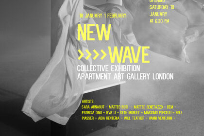 NEW WAVE | COLLECTIVE EXHIBITION