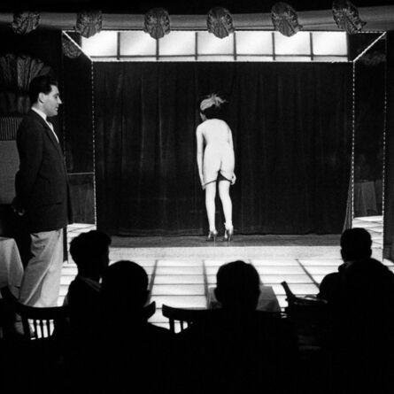 Frank Horvat, 'Paris, Le Sphynx E', 1956