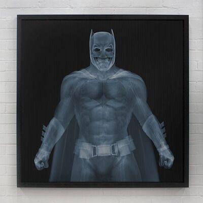 Nick Veasey, 'Batman vs Superman', 2016