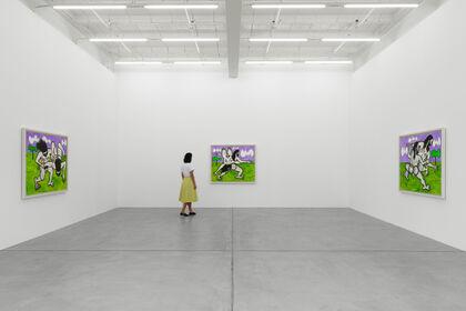 Carroll Dunham: Recent Paintings